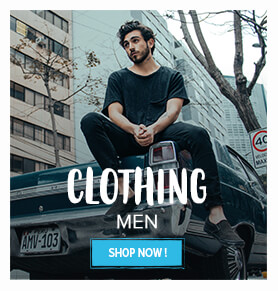 Men's Clothing !