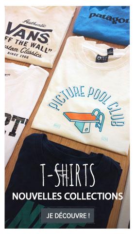 Tous les t-shirts pour homme !