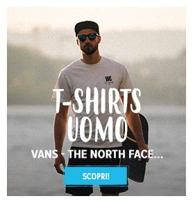 Scopri T-shirts Uomo : Carhartt, Vans, Adidas…
