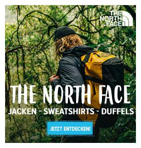 Entdecken The North Face : Jacken, T-shirts, Duffels…