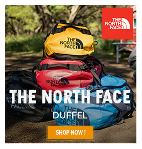 Duffel the north face !