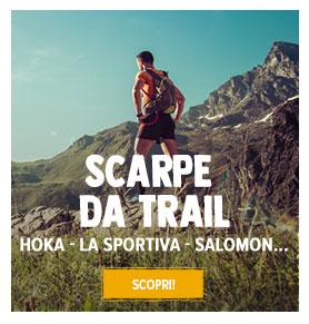 Scopri la novità Scarpe da Trail!