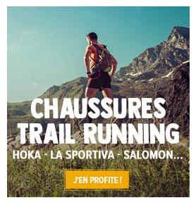 Découvrez toute notre gamme de chaussures de Trail Running !