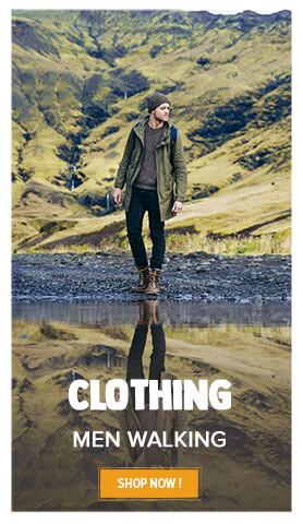 Men's walking clothing !