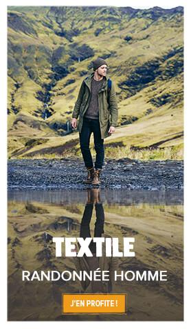 Textile randonnée Homme !