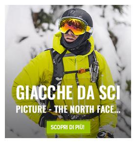 Scopri Giacche da ski : Salomon, The North Face, Picture...