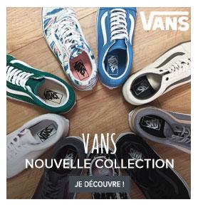 Nouvelle collection Vans !