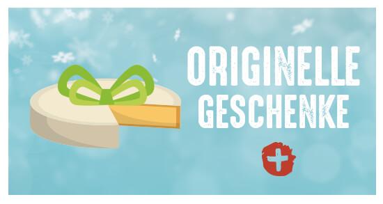 Originelle Geschenke