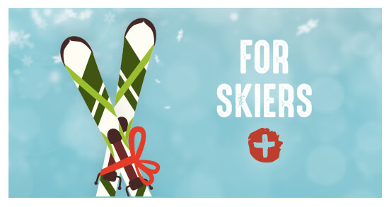 Gift Ideas for skiers