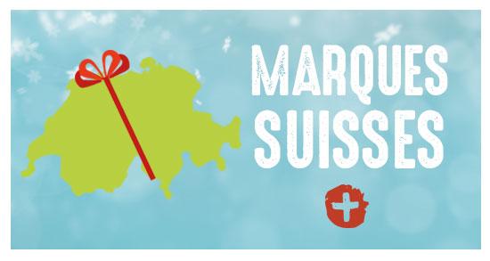 Idées cadeaux Marques Suisses
