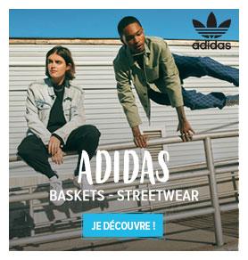 Découvrez tous les produits de notre rayon Adidas Originals !