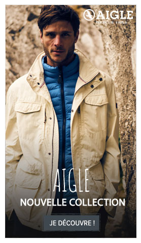 NNouvelle collection Aigle