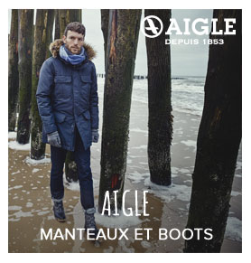 Aigle collection Automne / Hiver