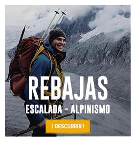 Rebajas : Escalada y alpinismo