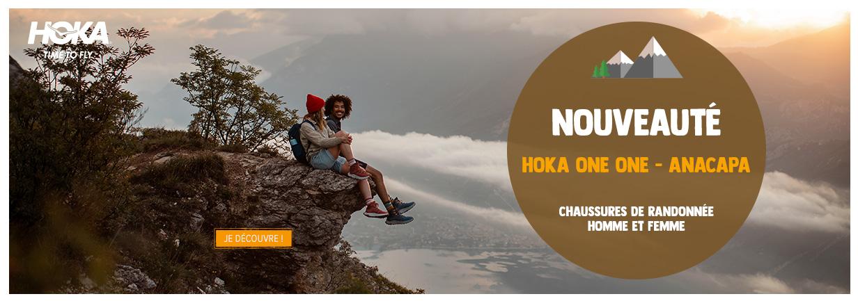 Nouveautés Hoka One One : Anacapa