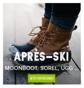 Herren und damen après-ski !