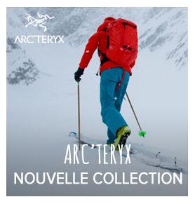 Nouvelle collection Arc'teryx !