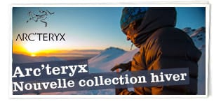 Nouvelle collection Arcteryx