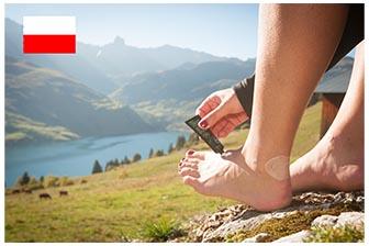 Article étapes GR20 comment soigner ses pieds