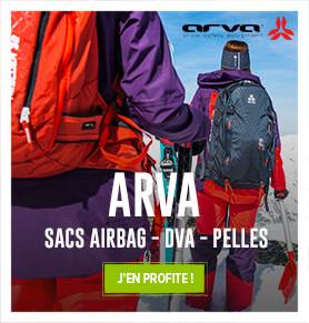 Profitez de notre large gamme de produits Arva
