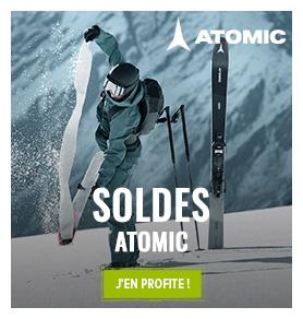 C'est les soldes d'hiver ! Profitez de promotions jusqu'à -50% sur les produits de la marque Atomic