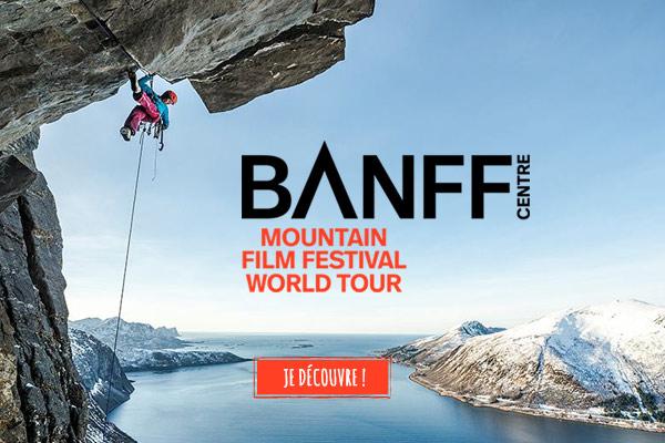 Banff festival de films d'aventure