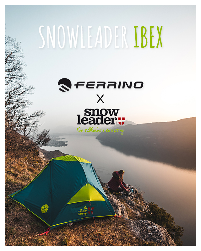 Banniere mobile collection Snowleader Ibex