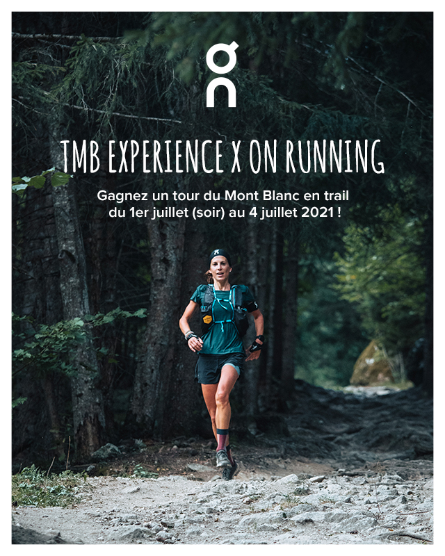 Banniere mobile TMB x On Running