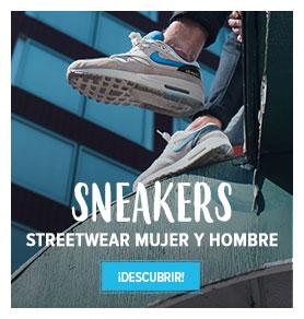 Descubre nuestra gama Zapatillas y Sneakers Street : Nike, Vans, Veja…