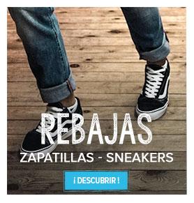 Descubrir las rebajas de calzados y sneakers!