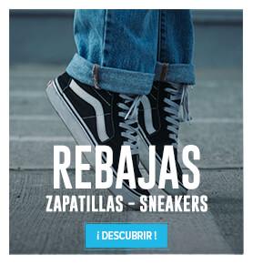 Rebajas : Calzado y Sneakers