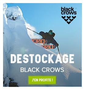 Découvrez tous les produits Black Crows en destockage !