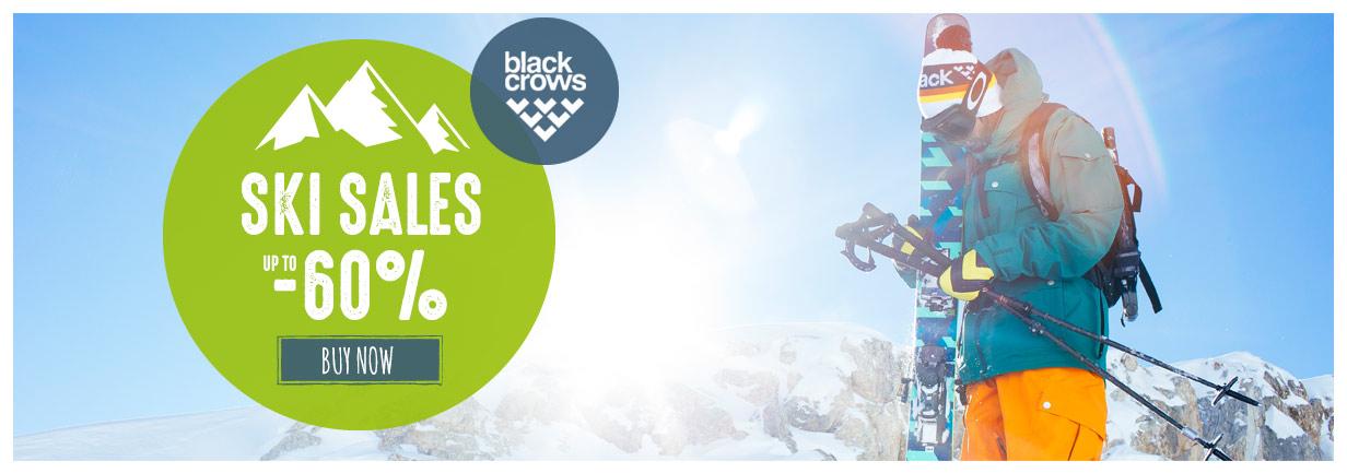 Black Crows Ski Sales