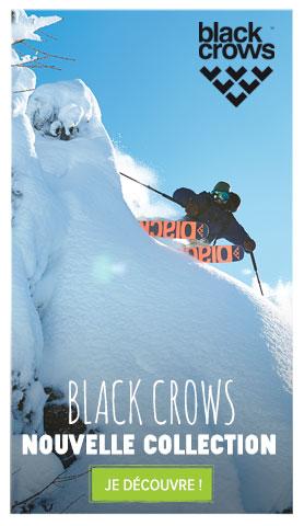Nouvelle collection Black Crows