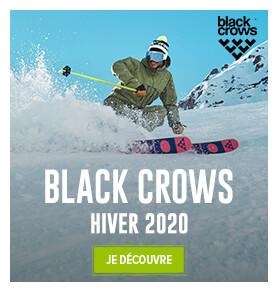 Découvrez l'ensemble de notre collection Hiver 2020 Black Crows !