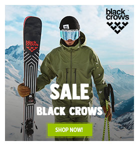 It's Summer sale on Black Crows! Until 50% off on Black Crows's products