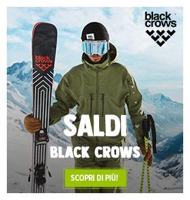 Saldi sopra Black Crows : Fino a 50%
