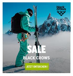 Sale und Black Crows : Bis zu 50%