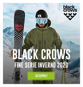 Fine serie Black-crows