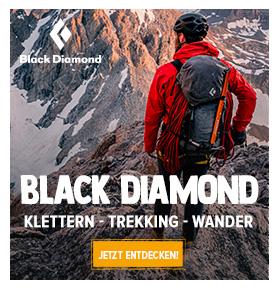 Black diamond : Klettern - Trek - Wander