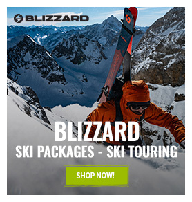 Blizzard : Ski packages and Ski touring