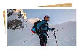 Article blog Snowleader Itinéraires ski de randonée Annecy