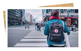 Article blog Snowleader meilleurs sacs à dos urbains