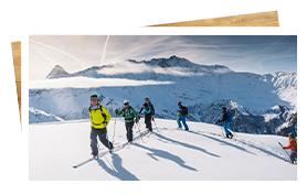 Article blog top skis de randonnée 2021