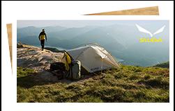 Article blog Snowleader nouvelles tentes Salewa