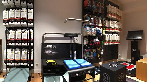 Atelier bootfitting magasin chamonix snowleader