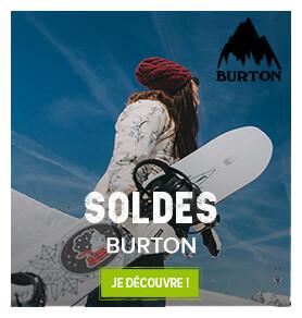Decouvrez tous les produits Burton en soldes !