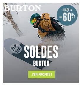 Découvrez l'ensemble de notre collection Hiver 2020 Burton !