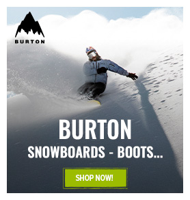 Discover the brand Burton: snowboards, boots, bindings...
