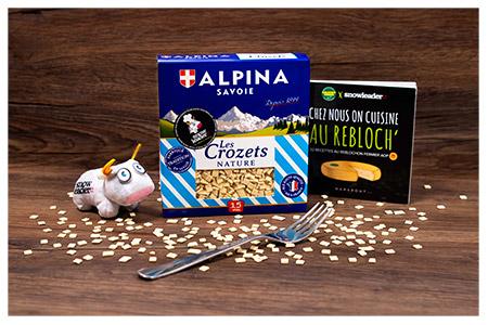 Snowleader regalo Le Crozets di Alpina